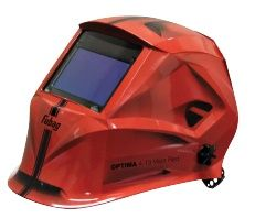 OPTIMA 4-13 visor RED