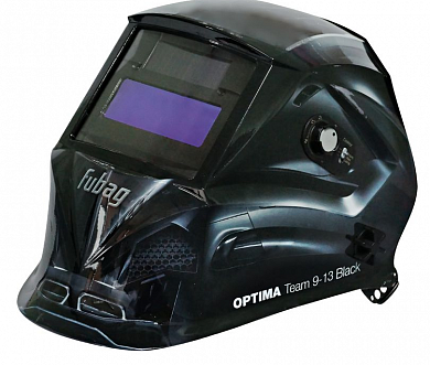 Маска сварщика OPTIMA Team 9-13 Black Fubag